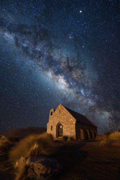 Church of the Good Shepherd Lake Tekapo_481363216