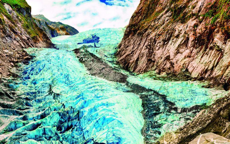 Franz Josef glacier nz_97347134